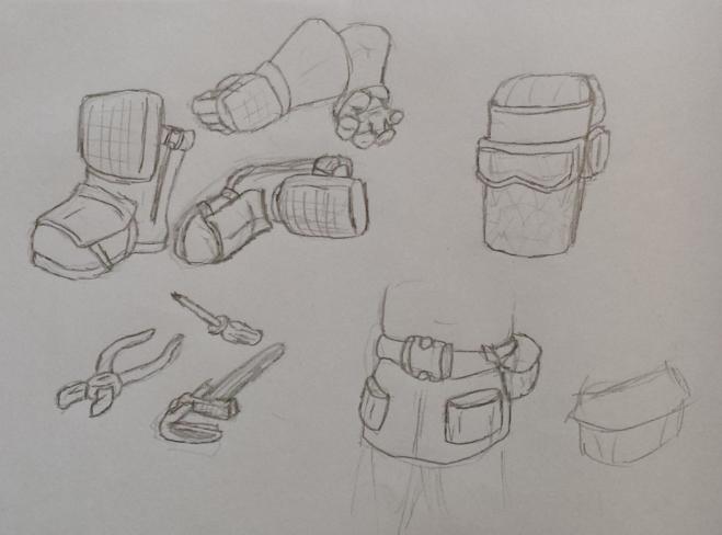 Clank equipment