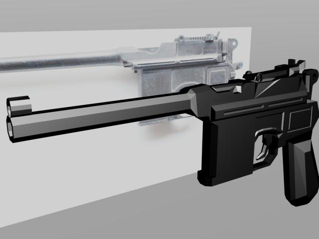 3D Mauser